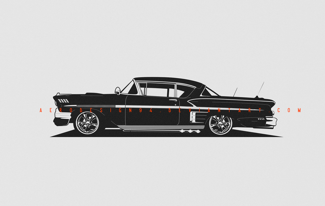 COMMISSION: 58 Impala by AeroDesign94