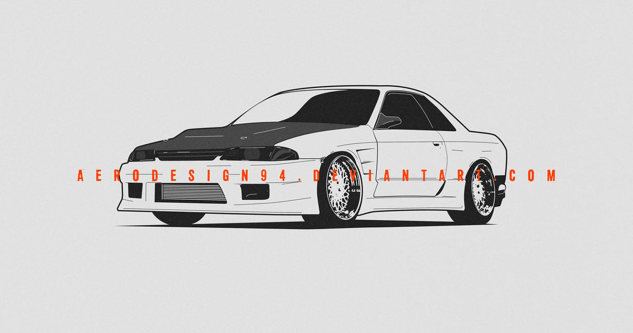 R32 GTR by AeroDesign94
