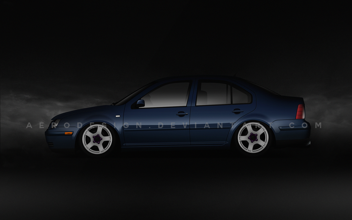 VW Bora by AeroDesign94