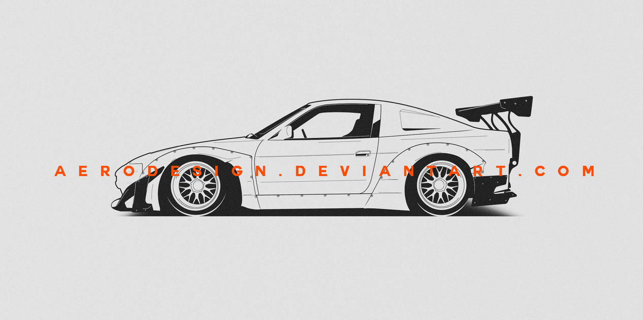Nissan 240X by AeroDesign94
