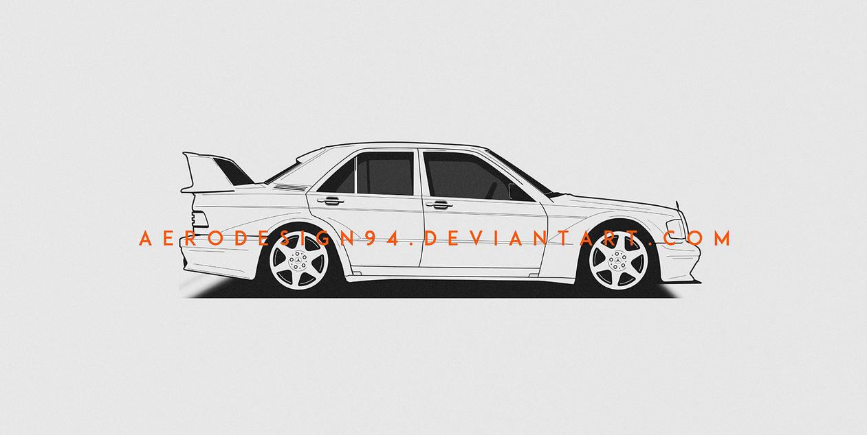 Mercedes EVO by AeroDesign94