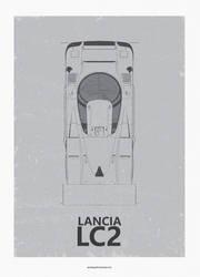 Lancia LC2 by AeroDesign94