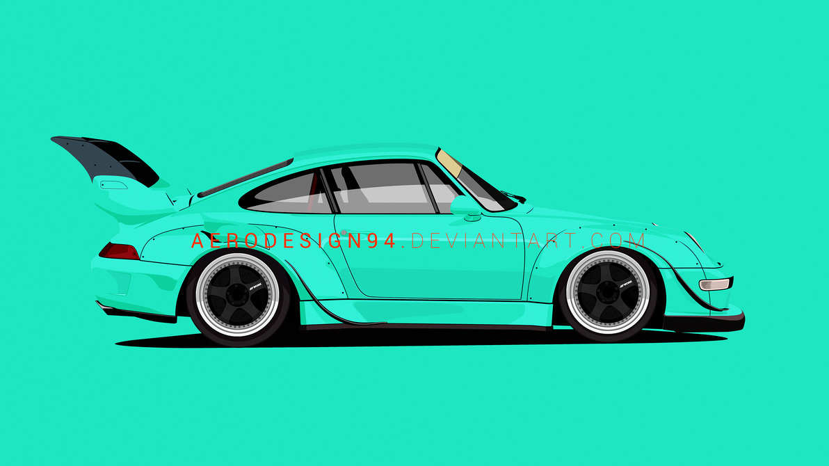 RWB Porsche v2 by AeroDesign94