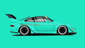 RWB Porsche v2