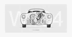 Mercedes benz 300sl w194