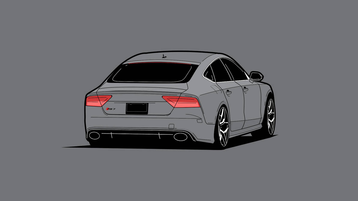 Audi Rs7 by AeroDesign94