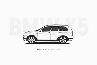 BMW X5 by AeroDesign94
