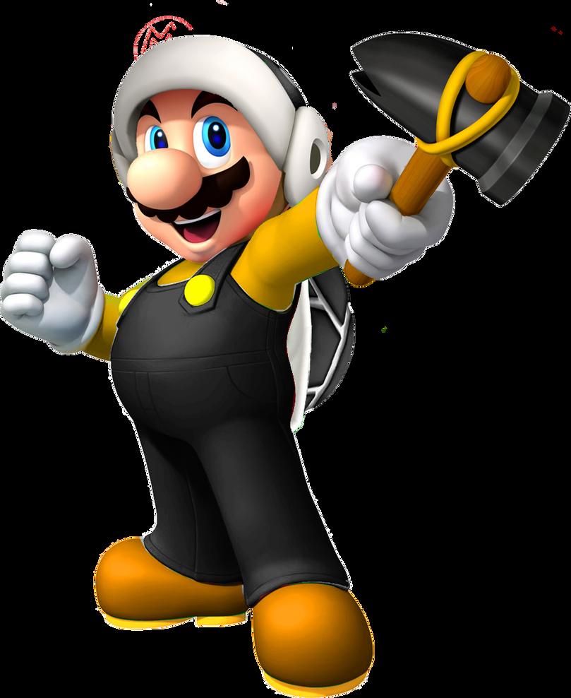 Hammer Mario by StarKiD64