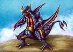 Garchomp X Haxorus