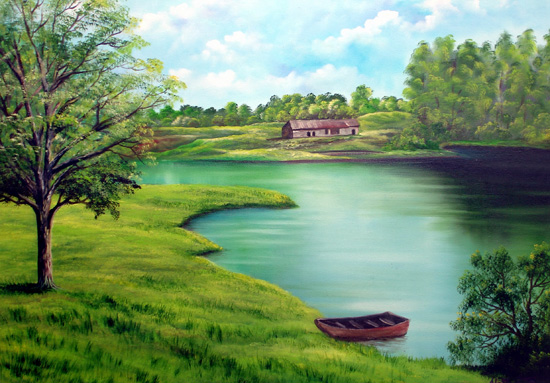 The best place to fish by nathanm4 on deviantart for Best places to fish