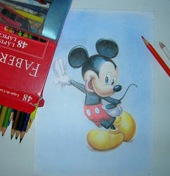 Mickey Mouse by Nathanm4