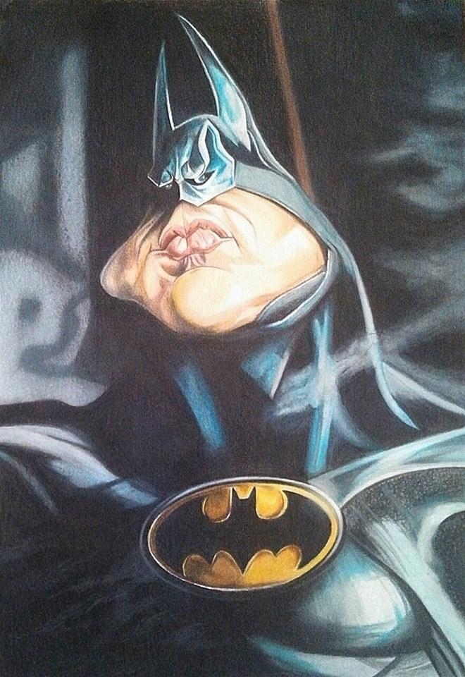 Batman by Nathanm4