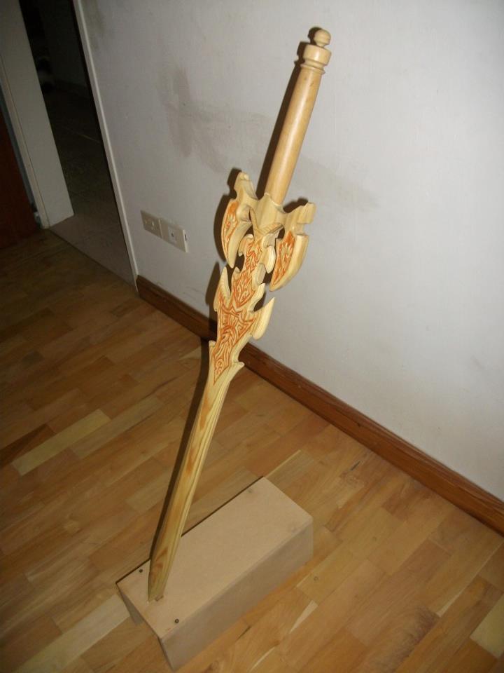 Wooden Sword v 1.0 by soadpedro