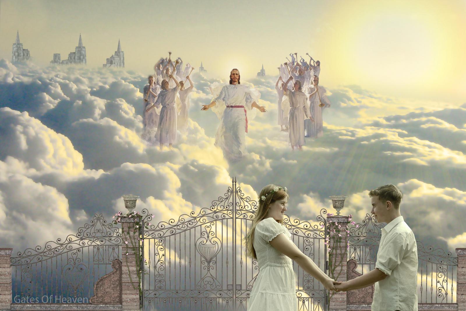 """Résultat de recherche d'images pour """"people happy in heaven"""""""