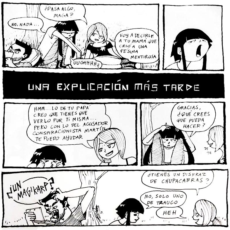 La maga - 69 by chium