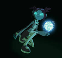 Lighting the Dark by Olivia-27