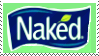 Naked Juice Stamp. by Kyuketsukii