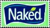 Naked Juice Stamp. by Kyuketsukii