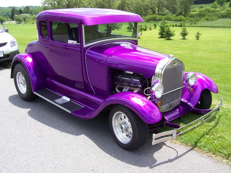 The Purple Car Wash Miami