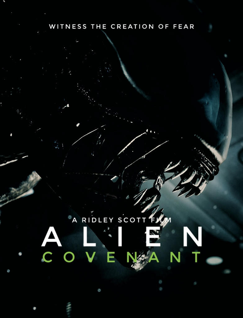 alien covenant run poster wallpaper-#18