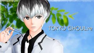 Tokyo Ghoul:re Haise Sasaki Model DL