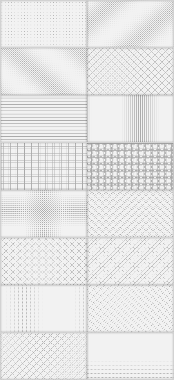75 Seamless Photoshop Pixel Patterns