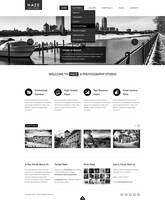Haze - My first wordpress theme by pseudonymus2004