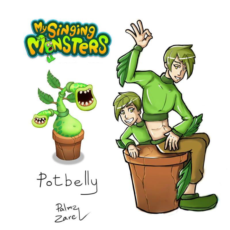 Clamble My Singing Monsters