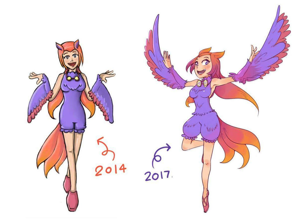 My time fly too fast by PalmZarel