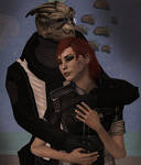 Mass Effect: Can't let you go