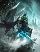 The lich king by jerryls