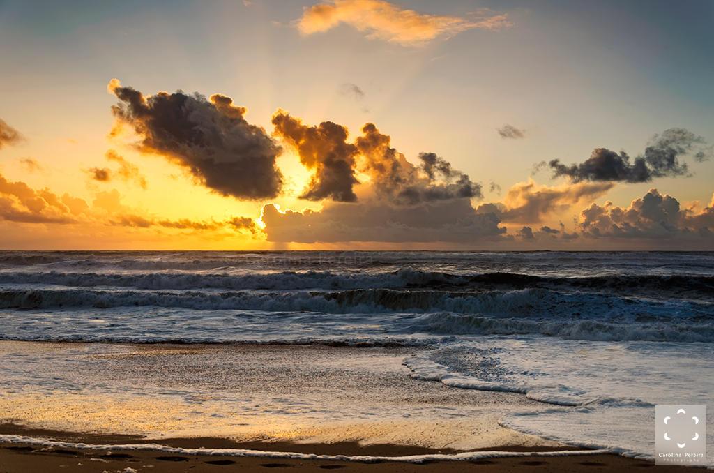 Vibrant Sunset by GreenlandsGirl