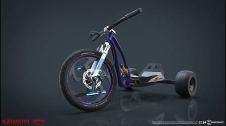Downhill Trike