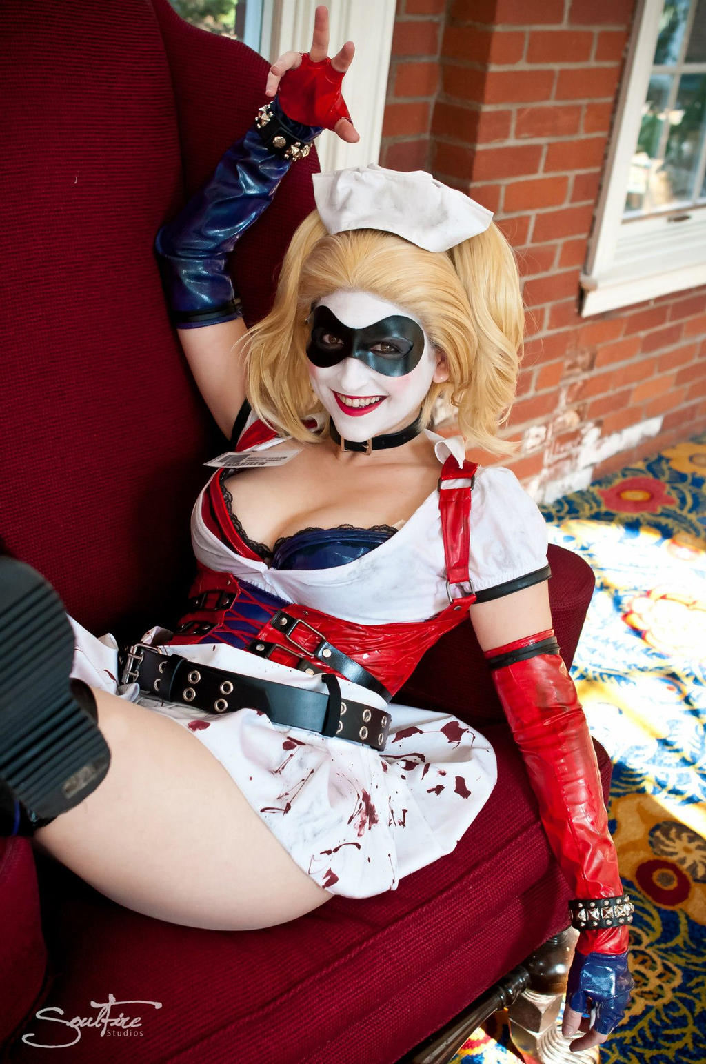 Harley Quinn at AUSA by sistercacao