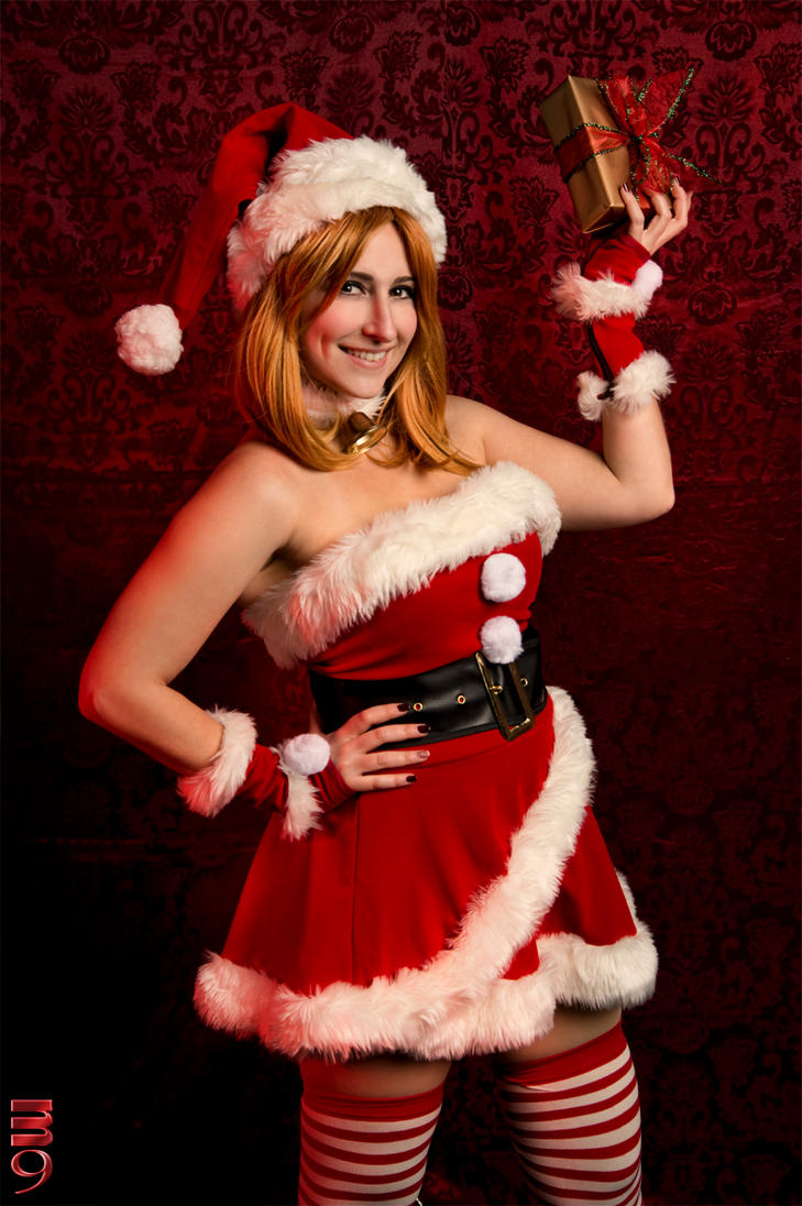 A Very Dead or Alive Christmas by sistercacao