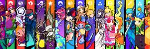 R2 - SSB Characters