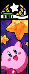Smash Bros - Kirby by Quas-quas