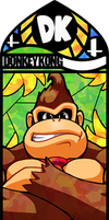 Smash Bros - Donkey Kong