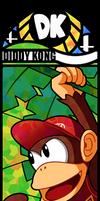 Smash Bros - Diddy Kong