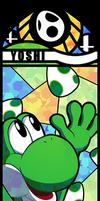 Smash Bros - Yoshi