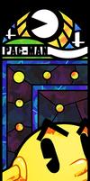 Smash Bros - Pac-Man by Quas-quas