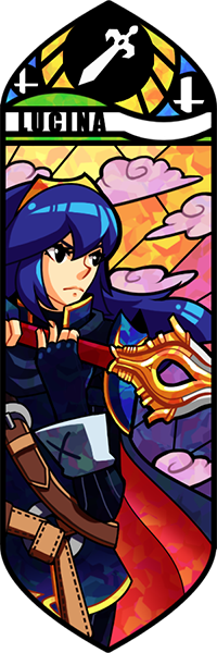 Smash Bros - Lucina by Quas-quas on DeviantArt