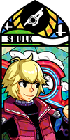 Smash Bros - Shulk