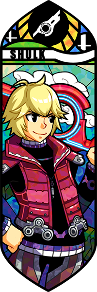 Smash Bros - Shulk by Quas-quas