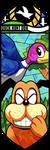 Smash Bros - Duck Hunt by Quas-quas