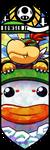Smash Bros - Bowser Jr by Quas-quas
