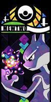 Smash Bros - Mewtwo