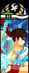Smash Bros - Ryu by Quas-quas