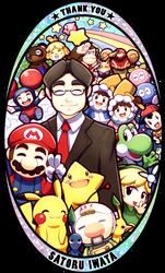 To Mr Iwata