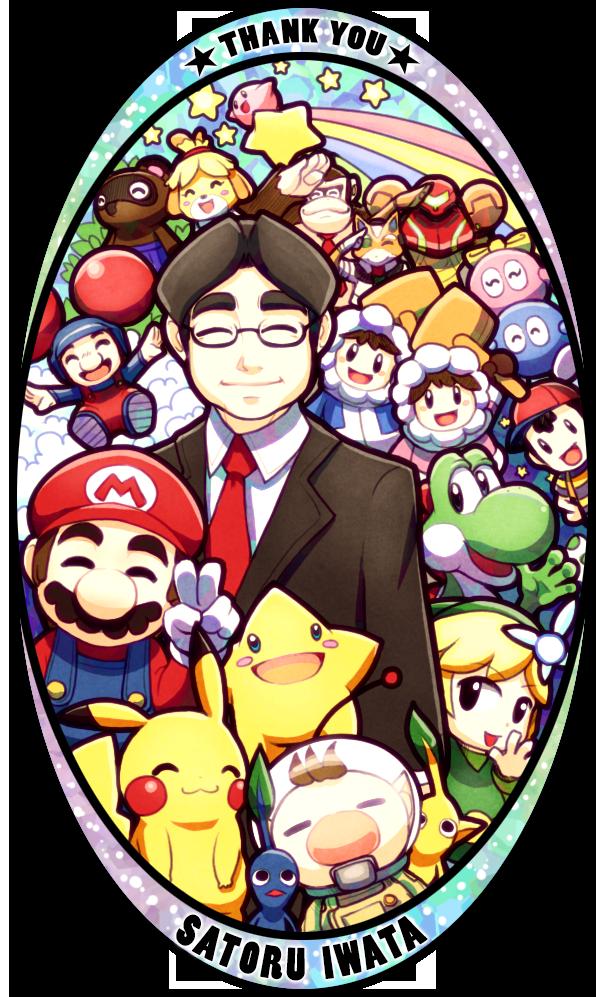 To Mr Iwata by Quas-quas